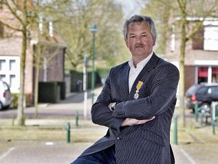 Gerrit de Wit Koninklijke onderscheiding